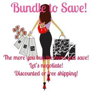 Bundle to save!👍🏻